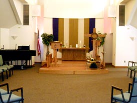 Our Worship Space